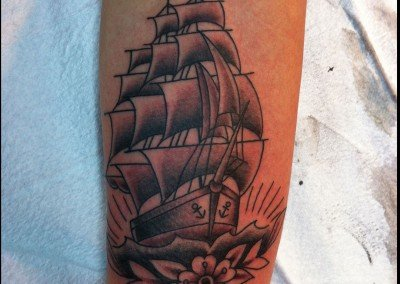 BNG CLIPPER SHIP