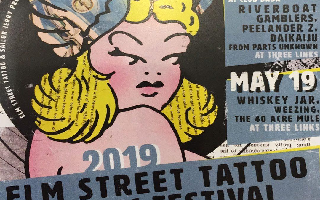 ELM STREET TATTOO & MUSIC FEST