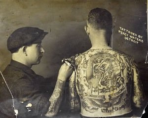 TRADITIONAL TATTOOING IN 2019